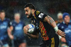 Liam Messam of the Chiefs. Photo / Getty