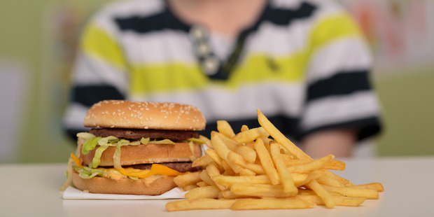 Mother's reveal that letting their children eat junk food is just one of many reasons why they are obese. Photo / Getty Images.
