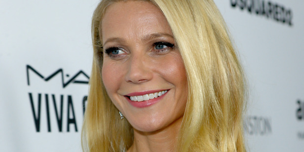 Actress Gwenyth Paltrow. Photo / Getty Images