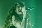 Lorde reportedly showed up at a No Lights No Lycra event in Grey Lynn last night. Photo/Getty