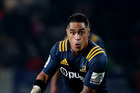 Highlanders and Super Rugby centurion Aaron Smith. Photo / Getty Images.