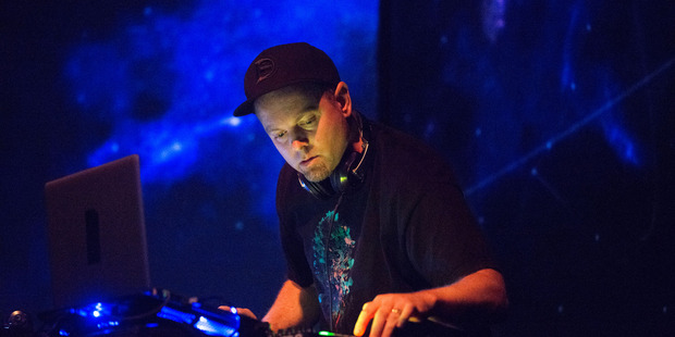 Prolific DJ and producer DJ Shadow will play one show at the Powerstation on June 2. Photo / Getty