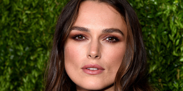 """Loading Keira Knightley reportedly told Love Actually director Richard Curtis that the Pirates of the Caribbean films were """"probably a disaster"""" before filming. Photo / Getty"""