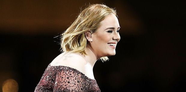 Loading Adele broke several records during her Australasian tour - but it might be the last time we see her here. Photo/Getty