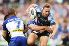 Daly Cherry-Evans was in top form against the Bulldogs. Photo / Getty Images
