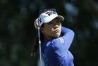 Lydia Ko was two-under through the opening five holes. Photo /Getty