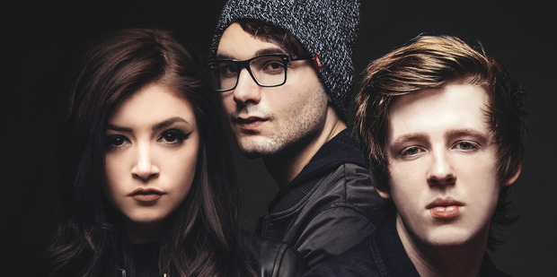 Against the Current will perform in New Zealand for the first time in October.