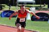 HISTORY MADE: Tauranga runner Joseph Millar smashes the New Zealand 200m record at the 2017 Jennian Homes NZ Track and Field Champs. PHOTO: photosport