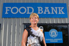 Tauranga Community Foodbank chairwoman Sharon Hitchcock. Photo/George Novak