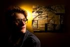 Rotorua Lakes High School student Liam Dixon is mastering the art of slam poetry. Photo/Stephen Parker
