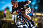 Local Connor Mahuika is one to watch in this year's Crankworx Rotorua. Photo/Clint Trahan