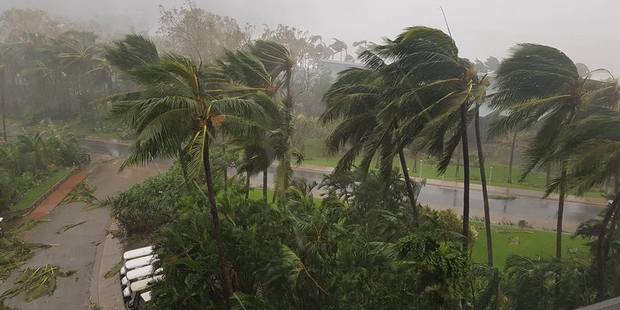 North Queensland pummeled by worst cyclone in years