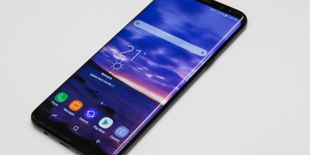 Loading It was surprising the Galaxy S8 wasn't fully production ready at its launch, Juha Saarinen writes. Photo / Jason Oxenham