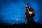 Rotorua Girls' High School under-15 seven's team captain Te Aomihi Williams Paul. Photo/Stephen Parker
