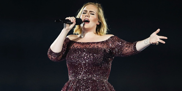 Loading Adele has just bought a mansion in Sussex, South East England. Photo/Getty