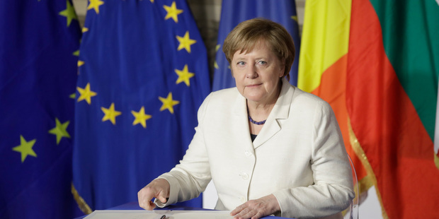 German Chancellor's Conservatives strengthen support in Saarland state election