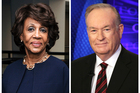 Fox News host Bill O'Reilly seemed to criticise Democrat Maxine Waters because of her appearance.