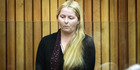 Nicole Marie Reynolds was sentenced to three years, six months prison. Photo/File