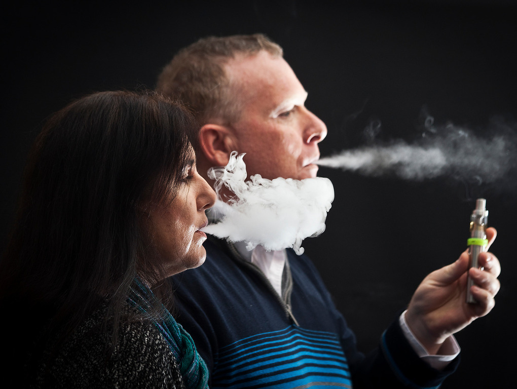 E-cigarettes will be legalised: Government