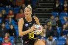 Magic captain Casey Kopua will play her 150th combined national league match against the Stars tonight. Photo/File