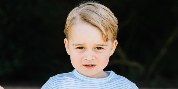 Prince George is due to start at Thomas's Battersea School in September. Photo / Supplied