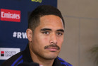 New Zealand All Blacks halfback Aaron Smith says the incident was a