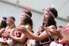 Bream Bay College student Brea Suvalko, 15, performing at last year's Te Tai Tokerau Cultural Festival. Photo/Michael Cunningham