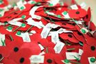 Production is ramping up ahead of the RSA's annual Poppy Day appeal on April 21. Photo / Supplied