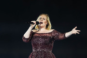 Adele concert-goers are urged to travel early to tonight's concert in Auckland. Photo / Getty Images