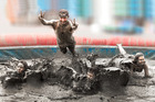Mudtopia will include an open format of mud games. Photo/Supplied