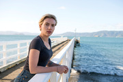 Scarlett filmed in Wellington for four months last year. Photo /  Supplied