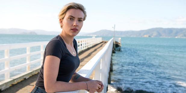 Scarlett filmed in Wellington for four months last year. Photo /  Supplied