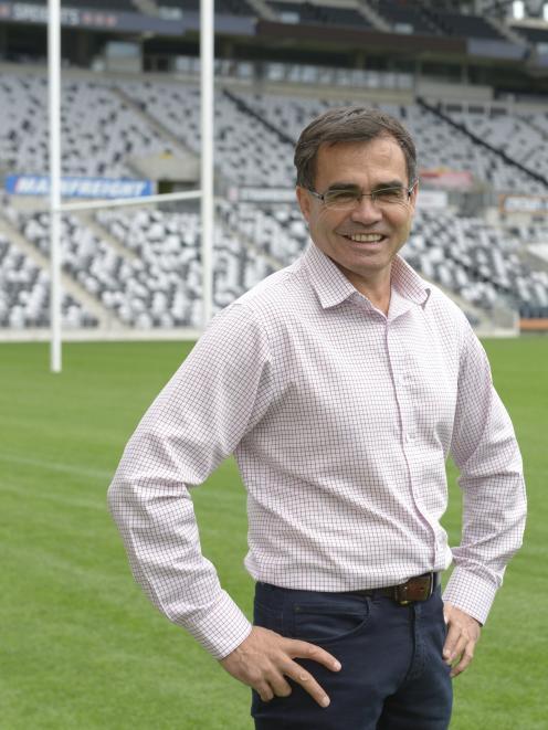 Warren Alcock. Photo / Otago Daily Times