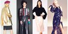 How to wear autumn's metallic trend