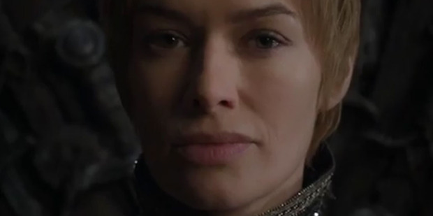 Loading Cersei Lannister, played by Lena Headey, appears in the latest Game of Thrones trailer.
