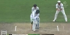 Watch: Watch: Black Caps on the cusp of famous test victory