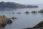 D'Urville Island: Isolated  beauty