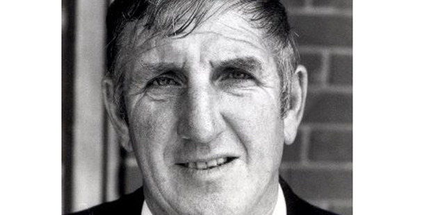 Former All Blacks coach Eric Watson. Photo / Herald archives