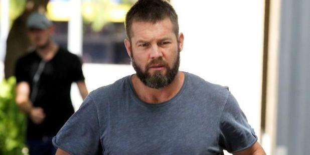 Ben Cousins has been in prison for seven weeks.