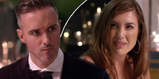 Nadia talks back to controlling husband Anthony on MAFS.