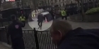 Watch: Watch: Witness hails bravery of officer in Westminster attack