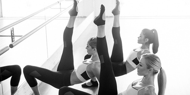 Xtend Barre has studios around the world, including Auckland's Ponsonby.
