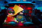 The Lego Batman Movie is in cinemas April 6. Exclusive to TimeOut.
