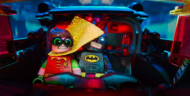 Loading The Lego Batman Movie is in cinemas April 6. Exclusive to TimeOut.