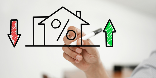 Total number of sales is much lower, a reflection of increased unaffordability as well as rising mortgage interest rates. Photo / Getty Images