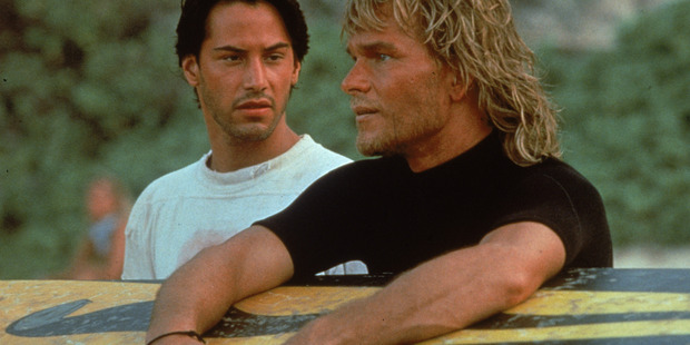 A world where we had to argue over Kathryn Bigelow's ability to direct the male-centric Point Break wouldn't be fun. Photo / Getty Images