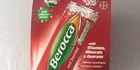 Berocca Forward Red Berries. Photo / Supplied
