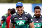 Sonny Bill Williams could be set to make his Super Rugby return with the Blues as soon as this weekend against the Highlanders in Dunedin. Photo / Photosport.