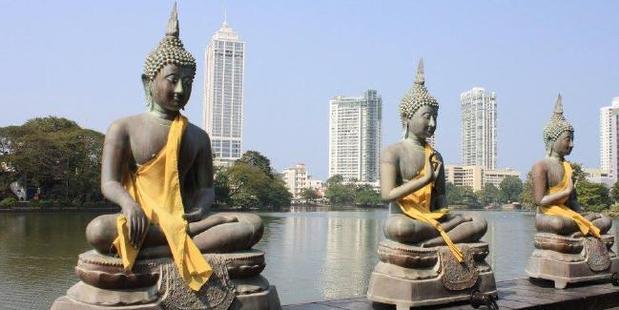 Beautiful Sri Lanka. Photo / Lou Blair