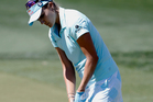 Lexi Thompson was penalised after a TV viewer dobbed her in to the LPGA. Photo / AP